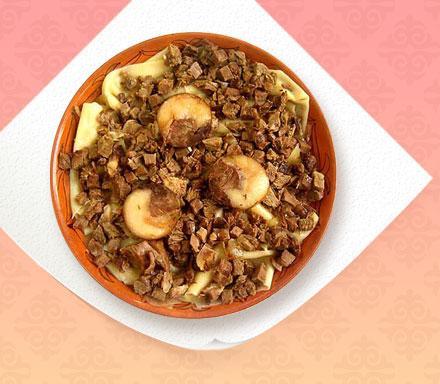 Рецепты восточной кухни