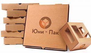 Коробки для пищевой продукции