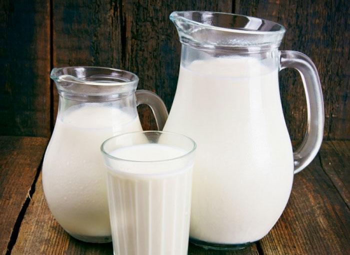 Молочная продукция на нашем столе