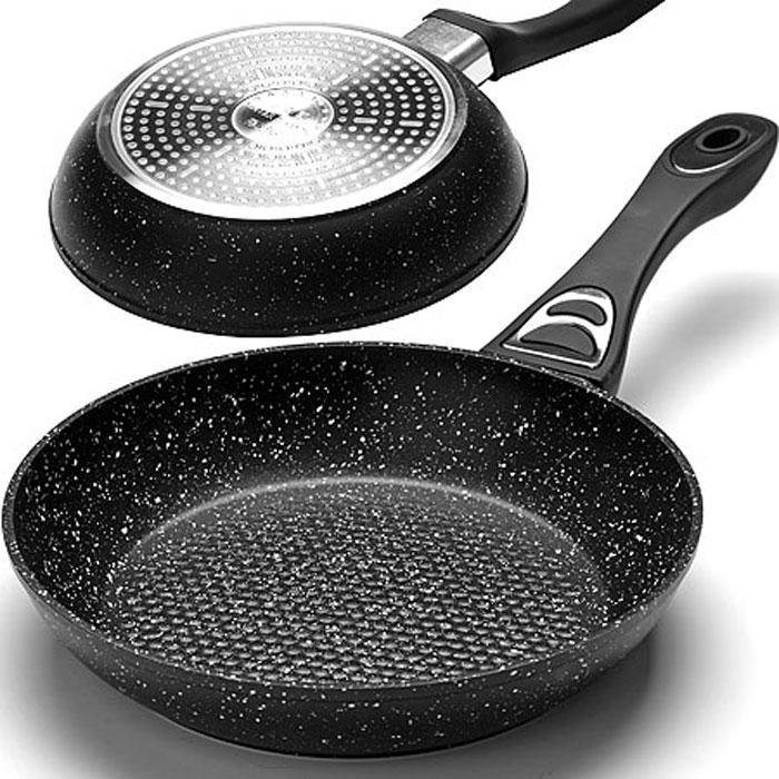 Антипригарная сковорода: виды и особенности