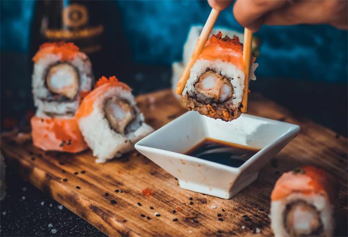 Суши: история и особенности блюда